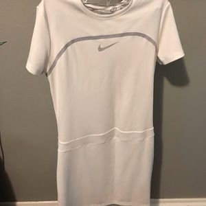 Nike white golf dress!